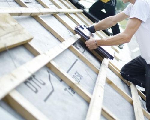 Pannendak dakpannen vervangen